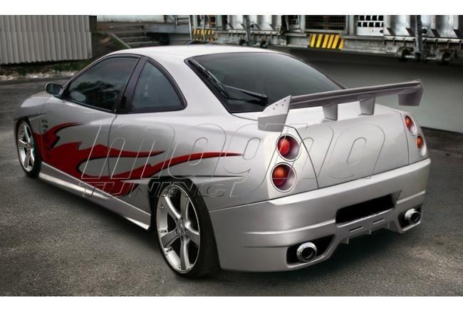 Fiat Coupe Moderna Heckstossstange