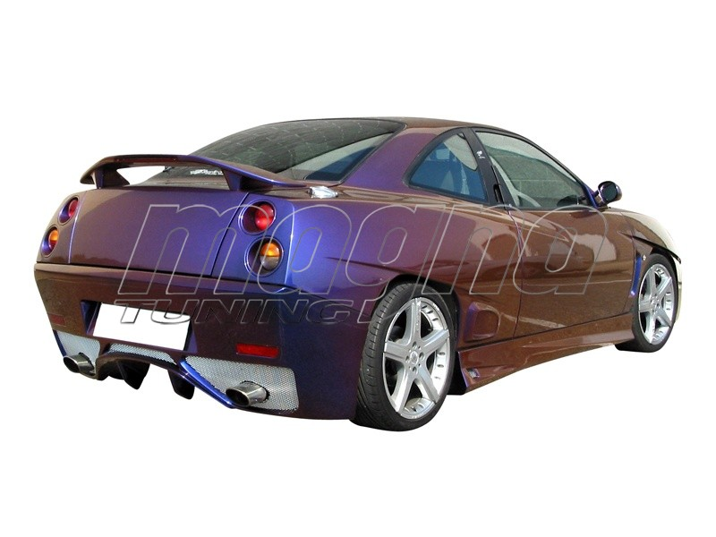 Fiat Coupe Speed Heckstossstange