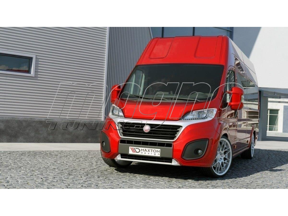 fiat ducato facelift m2 front bumper. Black Bedroom Furniture Sets. Home Design Ideas