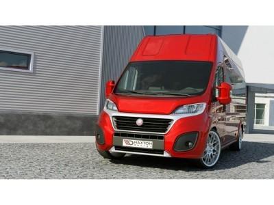 Fiat Ducato Facelift M2 Frontstossstange