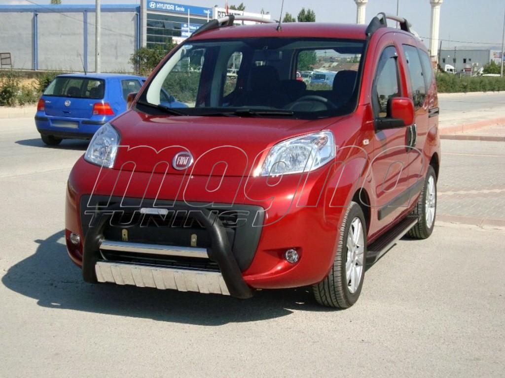 Fiat Fiorino 3 Trax Trittbretter
