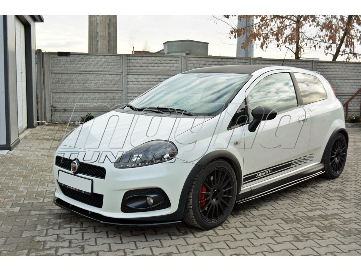 fiat grande punto abarth master body kit. Black Bedroom Furniture Sets. Home Design Ideas