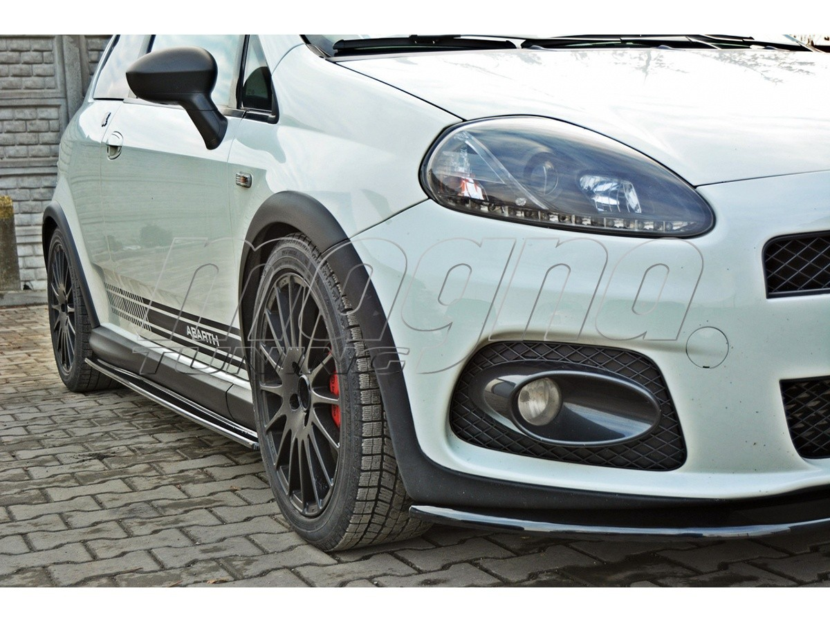 Fiat Grande Punto Abarth Master Body Kit