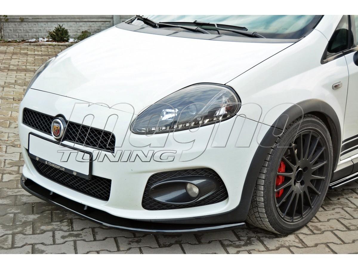 Fiat Grande Punto Abarth Master Frontansatz