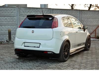 Fiat Grande Punto Abarth Master Heckansatze