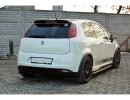 Fiat Grande Punto Abarth Master Rear Bumper Extensions