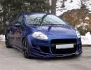 Fiat Grande Punto Aggressive Front Bumper