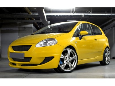 Fiat Grande Punto Body Kit FireStorm