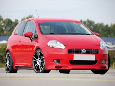 Fiat Grande Punto Body Kit Vector