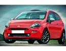 Fiat Grande Punto EVO Facelift MX Front Bumper Extension