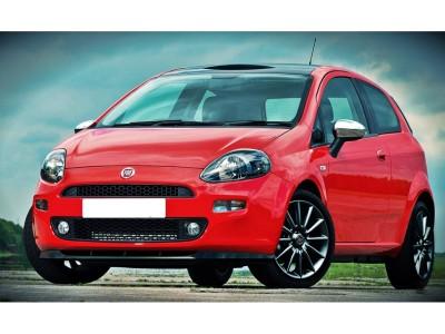 Fiat Grande Punto EVO Facelift MX2 Frontansatz