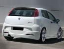 Fiat Grande Punto Extreme Heckstossstange