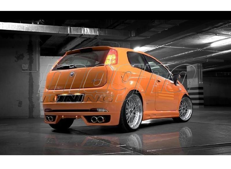 Fiat Grande Punto Fx