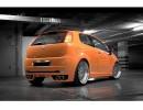 Fiat Grande Punto FX-60 Rear Bumper