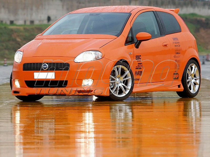 Fiat Grande Punto LX Frontansatz
