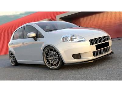 Fiat Grande Punto M-Style Front Bumper Extension