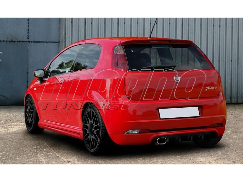 Fiat Grande Punto MaxStyle Body Kit