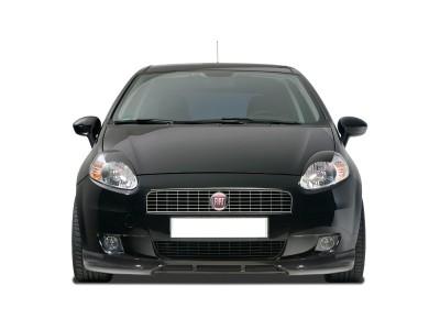 Fiat Grande Punto NewLine Front Bumper Extension