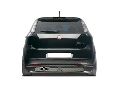 Fiat Grande Punto NewLine Heckansatz