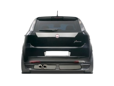 Fiat Grande Punto NewLine Rear Bumper Extension