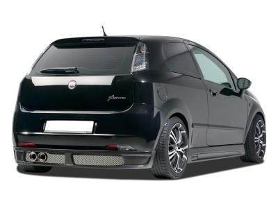 Fiat Grande Punto NewLine Rear Wing