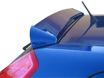 Fiat Grande Punto Rally-Style Heckflugel