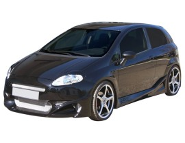 Fiat Grande Punto Shooter Body Kit