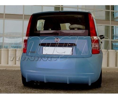 Fiat Panda ASX Heckstossstange