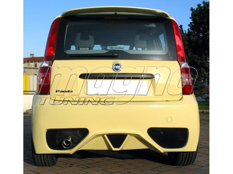 Fiat Panda Speed Body Kit