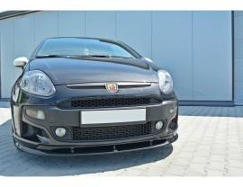 Fiat Punto EVO Abarth Matrix Frontansatz