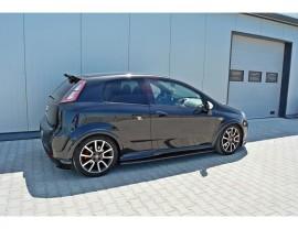 Fiat Punto EVO Abarth Seitenschwelleransatze