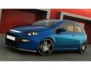 Fiat Punto EVO MX Front Bumper Extension