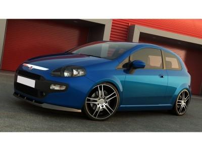 Fiat Punto EVO MX Frontansatz