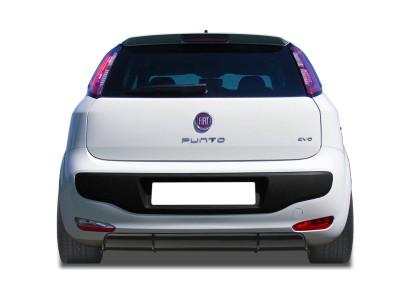 Fiat Punto EVO RX Heckansatz