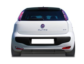 Fiat Punto EVO RX Rear Bumper Extension