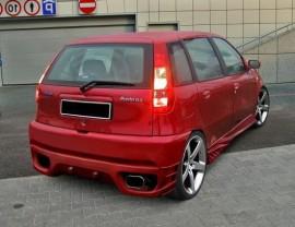 Fiat Punto MK1 DJX Seitenschwellern