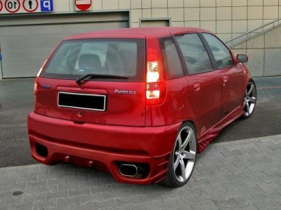 Fiat Punto MK1 DJX Side Skirts