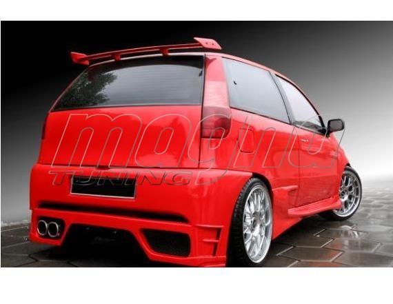 Fiat Punto MK1 FX-60 Heckstossstange