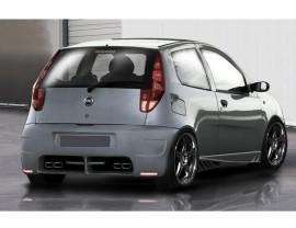 Fiat Punto MK2 B-Line Heckstossstange
