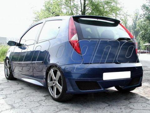 Fiat Punto MK2 EDX Heckstossstange