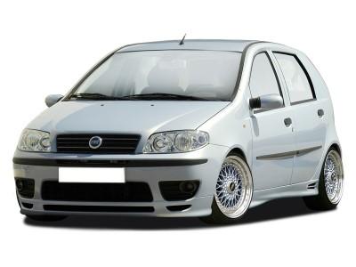Fiat Punto MK2 Facelift Extensie Bara Fata NewStyle