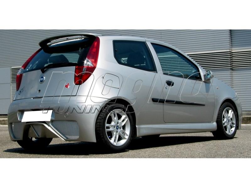 Fiat Punto MK2 Facelift L-Style Body Kit