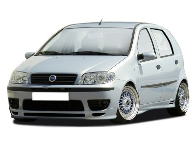 Fiat Punto MK2 Facelift NewStyle Front Bumper Extension
