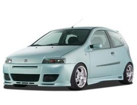 Fiat Punto MK2 GT5 Seitenschwellern
