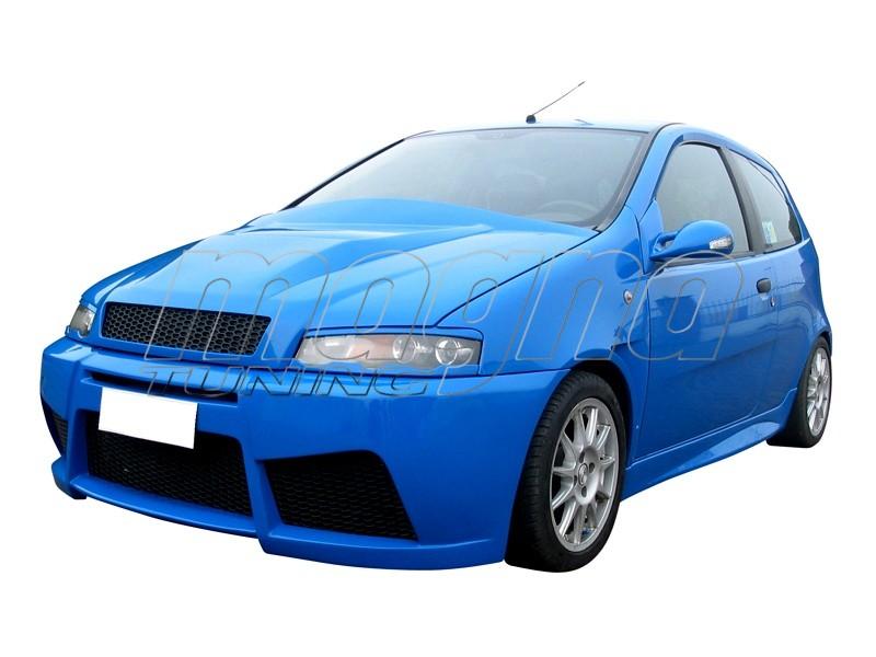 Fiat Punto MK2 L-Style Frontstossstange