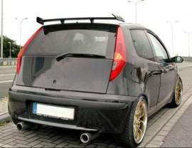 Fiat Punto MK2 NT Heckflugel