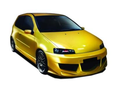 Fiat Punto MK2 PhysX Frontstossstange