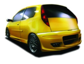 Fiat Punto MK2 PhysX Heckstossstange