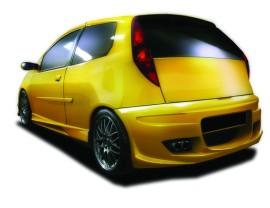 Fiat Punto MK2 PhysX Seitenschwellern