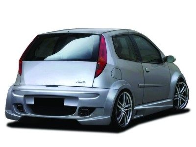 Fiat Punto MK2 PhysX Wide Rear Bumper